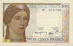 300 Francs FRANCE  1938 F.29.02 TTB+