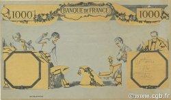 1000 Francs CÉRÈS ET MERCURE FRANCE  1927 F.37.00 SUP