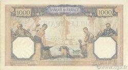 1000 Francs CÉRÈS ET MERCURE FRANCE  1928 F.37.02