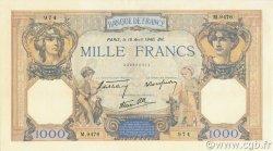 1000 Francs CÉRÈS ET MERCURE type modifié FRANCE  1940 F.38.46 pr.NEUF