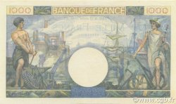 1000 Francs COMMERCE ET INDUSTRIE FRANCE  1944 F.39.11 NEUF