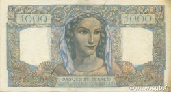 1000 Francs MINERVE ET HERCULE FRANCE  1947 F.41.18 pr.SUP