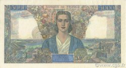 5000 Francs EMPIRE FRANÇAIS FRANCE  1946 F.47.51 pr.SPL