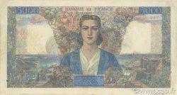 5000 Francs EMPIRE FRANÇAIS FRANCE  1947 F.47.61 TTB+