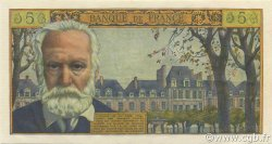 5 Nouveaux Francs VICTOR HUGO FRANCE  1959 F.56.03 SUP+