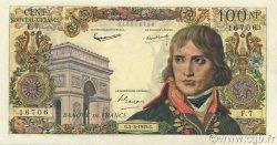100 Nouveaux Francs BONAPARTE FRANCE  1959 F.59.01 TTB à SUP
