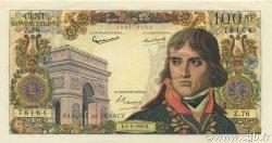 100 Nouveaux Francs BONAPARTE FRANCE  1960 F.59.07 SPL