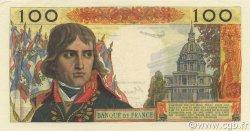100 Nouveaux Francs BONAPARTE FRANCE  1962 F.59.13 SUP+