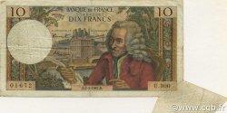 10 Francs VOLTAIRE FRANCE  1967 F.62.25 TB+
