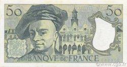 50 Francs QUENTIN DE LA TOUR FRANCE  1992 F.67.19a SUP