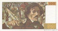 100 Francs DELACROIX modifié FRANCE  1989 F.69.13b NEUF