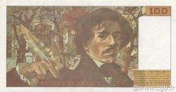 100 Francs DELACROIX 442-1 & 442-2 FRANCE  1995 F.69ter.02d SPL