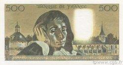 500 Francs PASCAL FRANCE  1987 F.71.37 pr.NEUF