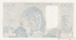 500 Francs PASCAL UNIFACE FRANCE  1991 F.71U.01 pr.NEUF