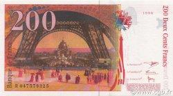 200 Francs EIFFEL FRANCE  1996 F.75.02 NEUF