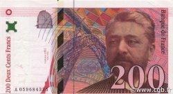 200 Francs EIFFEL FRANCE  1997 F.75.04b SPL+