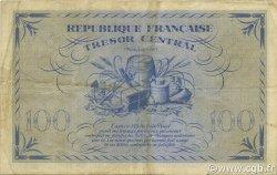 100 Francs MARIANNE FRANCE  1943 VF.06.01e TTB