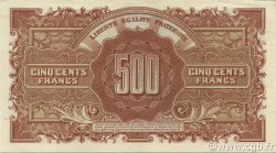 500 Francs MARIANNE FRANCE  1945 VF.11.02 SUP+
