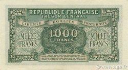 1000 Francs MARIANNE chiffres maigres FRANCE  1945 VF.13.01 NEUF