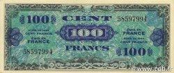 100 Francs DRAPEAU FRANCE  1944 VF.20.01 NEUF