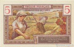 5 Francs Trésor Français FRANCE  1947 VF.29.01 NEUF