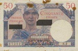 50 Francs SUEZ FRANCE  1946 VF.41.01 TTB