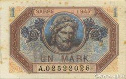 1 Mark FRANCE  1947 VF.44.01 SUP