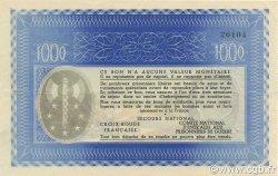 1000 Francs FRANCE régionalisme et divers  1940  SUP