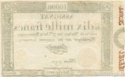 10000 Francs FRANCE  1795 Laf.177 SUP