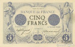5 Francs NOIR FRANCE  1873 F.01.23 SPL