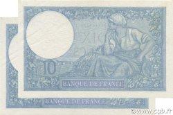 10 Francs MINERVE modifié FRANCE  1940 F.07.20