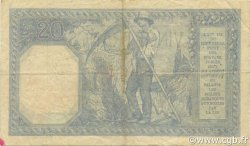 20 Francs BAYARD FRANCE  1919 F.11.04 pr.TTB