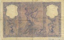 100 Francs BLEU ET ROSE FRANCE  1898 F.21.11 TB