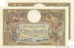 100 Francs LUC OLIVIER MERSON grands cartouches FRANCE  1929 F.24.08 SPL