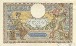 100 Francs LUC OLIVIER MERSON grands cartouches FRANCE  1931 F.24.10 SUP+ à SPL