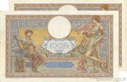 100 Francs LUC OLIVIER MERSON type modifié FRANCE  1938 F.25.20 SUP