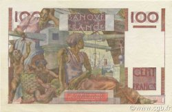 100 Francs JEUNE PAYSAN filigrane inversé FRANCE  1953 F.28bis.03 SUP+