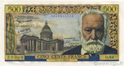 500 Francs VICTOR HUGO FRANCE  1957 F.35.07 NEUF