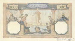 1000 Francs CÉRÈS ET MERCURE type modifié FRANCE  1940 F.38.46 SPL
