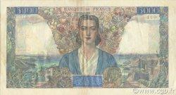 5000 Francs EMPIRE FRANÇAIS FRANCE  1945 F.47.48 pr.SUP