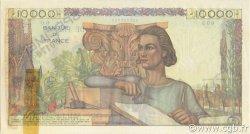 10000 Francs GÉNIE FRANÇAIS FRANCE  1945 F.50.00 SUP+