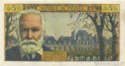 5 Nouveaux Francs VICTOR HUGO FRANCE  1965 F.56.17 SUP+