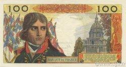 100 Nouveaux Francs BONAPARTE FRANCE  1961 F.59.11 SUP