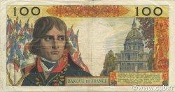 100 Nouveaux Francs BONAPARTE FRANCE  1964 F.59.26 pr.TTB