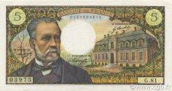 5 Francs PASTEUR FRANCE  1968 F.61.08 SUP