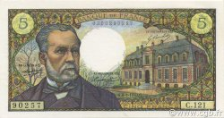 5 Francs PASTEUR FRANCE  1970 F.61.12 pr.SPL
