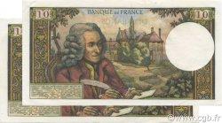 10 Francs VOLTAIRE FRANCE  1968 F.62.31 SUP à SPL