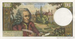 10 Francs VOLTAIRE FRANCE  1969 F.62.40 NEUF