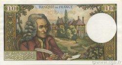10 Francs VOLTAIRE FRANCE  1970 F.62.44 pr.NEUF