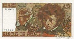 10 Francs BERLIOZ FRANCE  1974 F.63.05 NEUF
